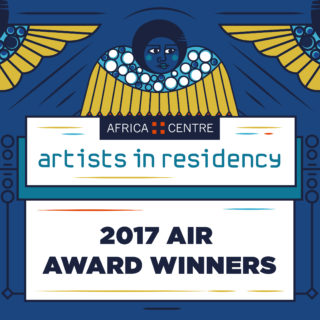 Artists In Residency - Africa Centre
